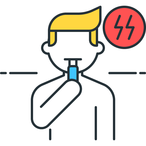 This is an illustration of a helpful elephant. It's carrying what seems to be a present and a box with a slit in it. Maybe the box contains a much smaller elephant that needed the slit to breathe. Or maybe it's full of boring file folders. I like to think it's the former.
