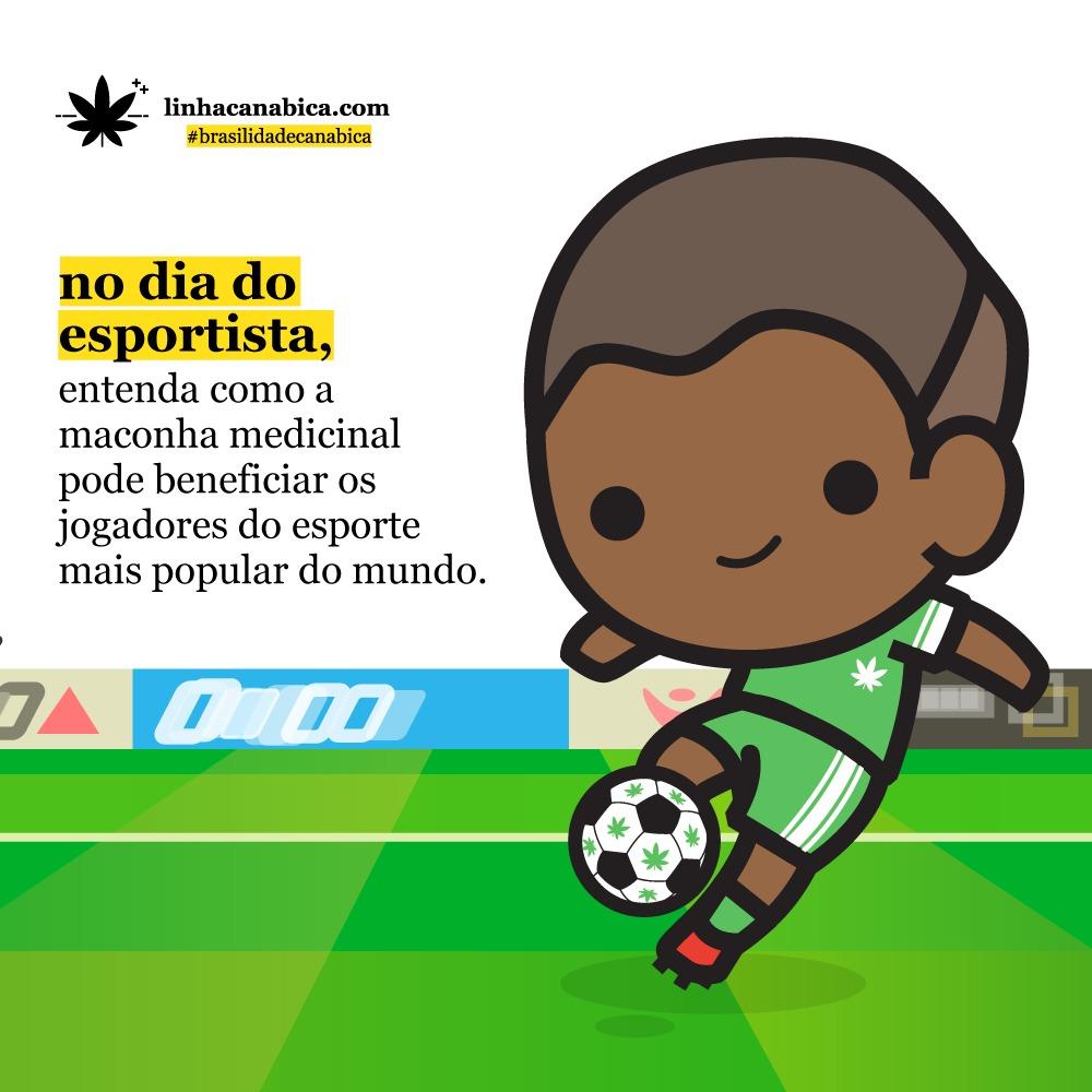 Maconha Medicinal e Futebol